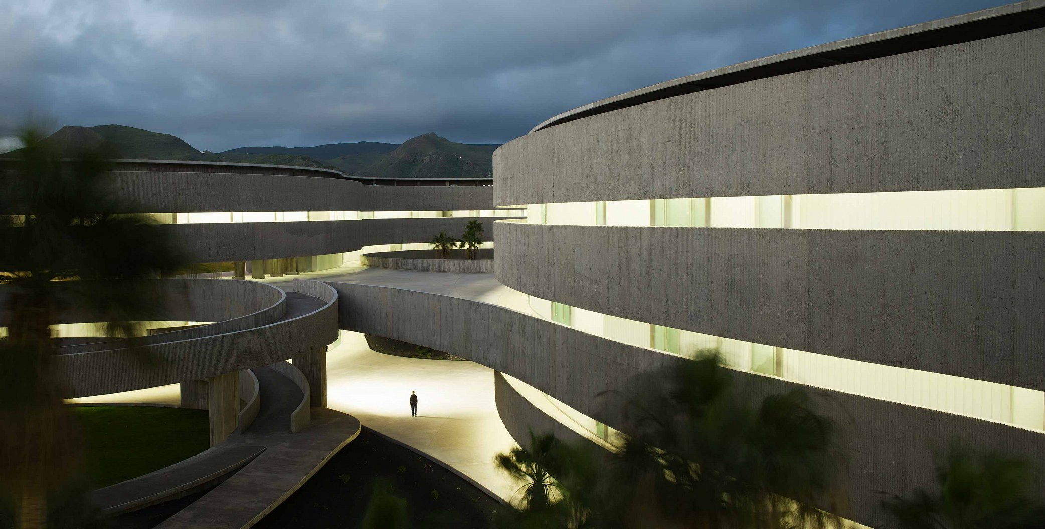 GPY Arquitectos Faculty of Fine Arts