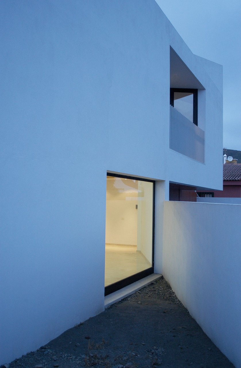 GPY Arquitectos - Aguere Single-Family Dwelling La LagunaAguere Single-Family Dwelling La Laguna